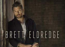 Brett Eldredge Reveals Tracklist for Third Album