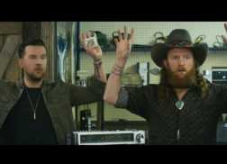 Brothers Osborne Face a Presidential Pawn Shop Scheme in New Music Video