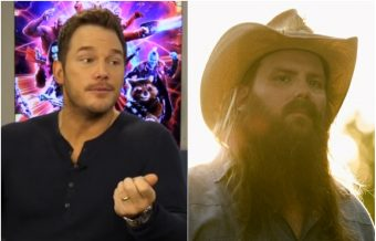 Chris Pratt Excited Over Gift From Chris Stapleton