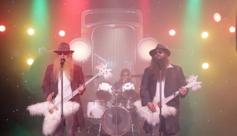 Chris Stapleton and Jimmy Fallon Channel ZZ Top in Hilarious Skit