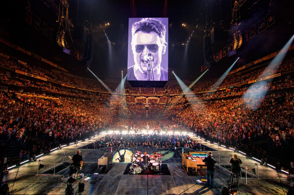 Eric Church Holds His Own At Record Breaking Nashville Show Sounds
