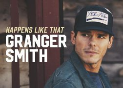 Listen to Granger Smith's Personal Love Story in 'Happens Like That'