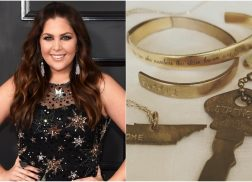 Get the Look: Hillary Scott's Inspirational Jewelry Pieces