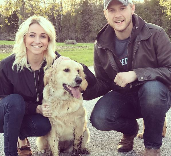 James Barker Band Front Man Engaged to Longtime Girlfriend