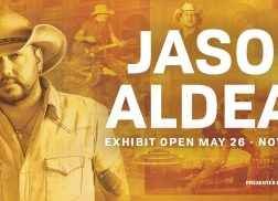 Jason Aldean Reveals Items Featured in Country Music Hall of Fame and Museum Exhibit