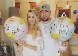 Jason Aldean and Brittany Kerr Reveal Baby's Gender