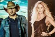 Carrie Underwood, Jason Aldean and More Featured on 'Now That's What I Call Country Vol. 10′