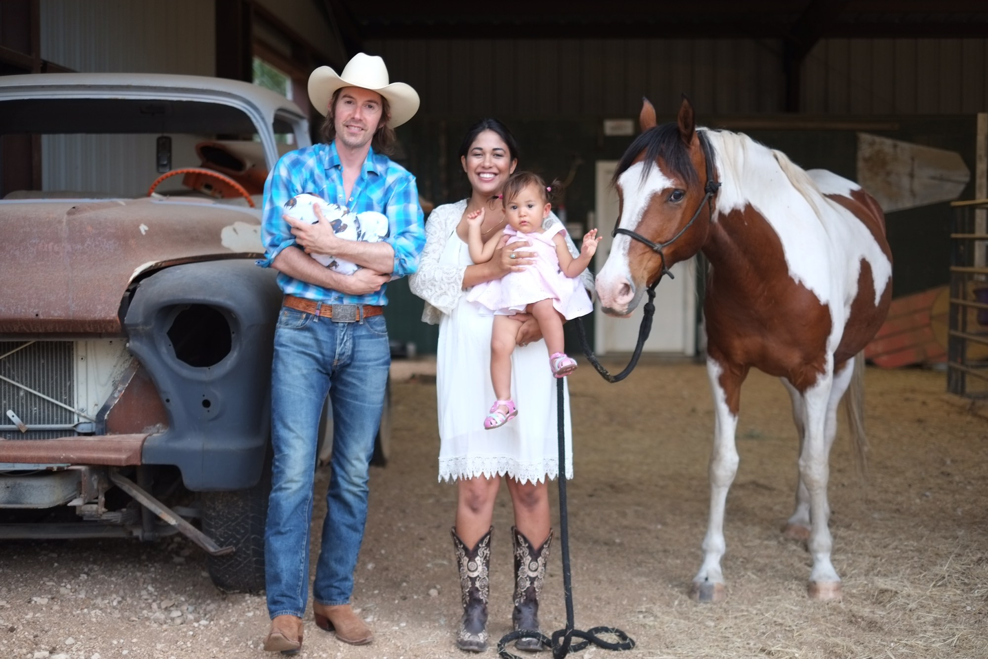 Midland's Jess Carson and Wife Camille Welcome Baby Boy