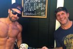 Kip Moore Finds Good Vibes in Friend Billy Currington