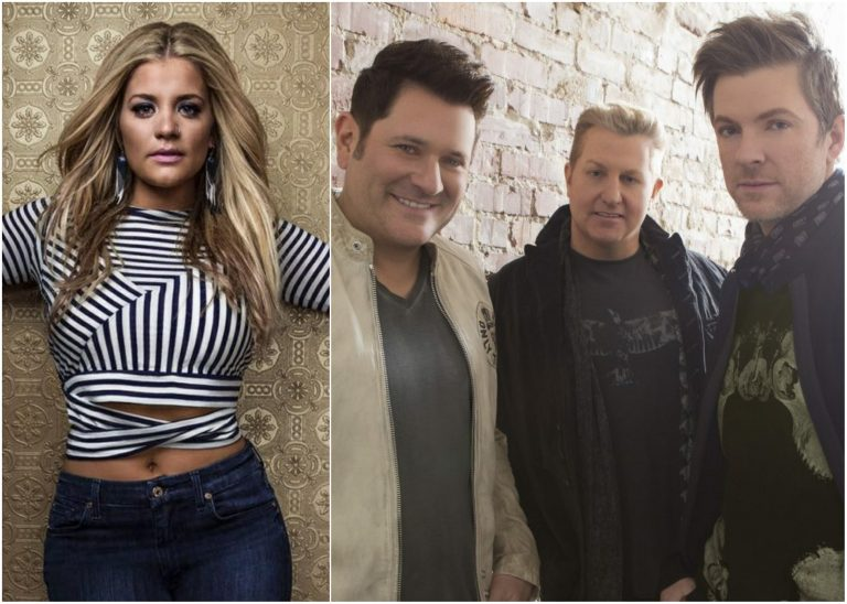 Lauren Alaina Says Rascal Flatts Was 'Super Encouraging' About Her on Their Album