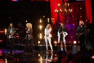 Little Big Town and Lauren Duski Powerfully Perform 'Better Man' on 'The Voice'