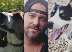 Lee Brice's Dogs Knox & Bow: Missing in Tennessee