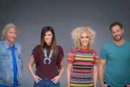 Little Big Town Sends Smiles with 'Happy People' Music Video