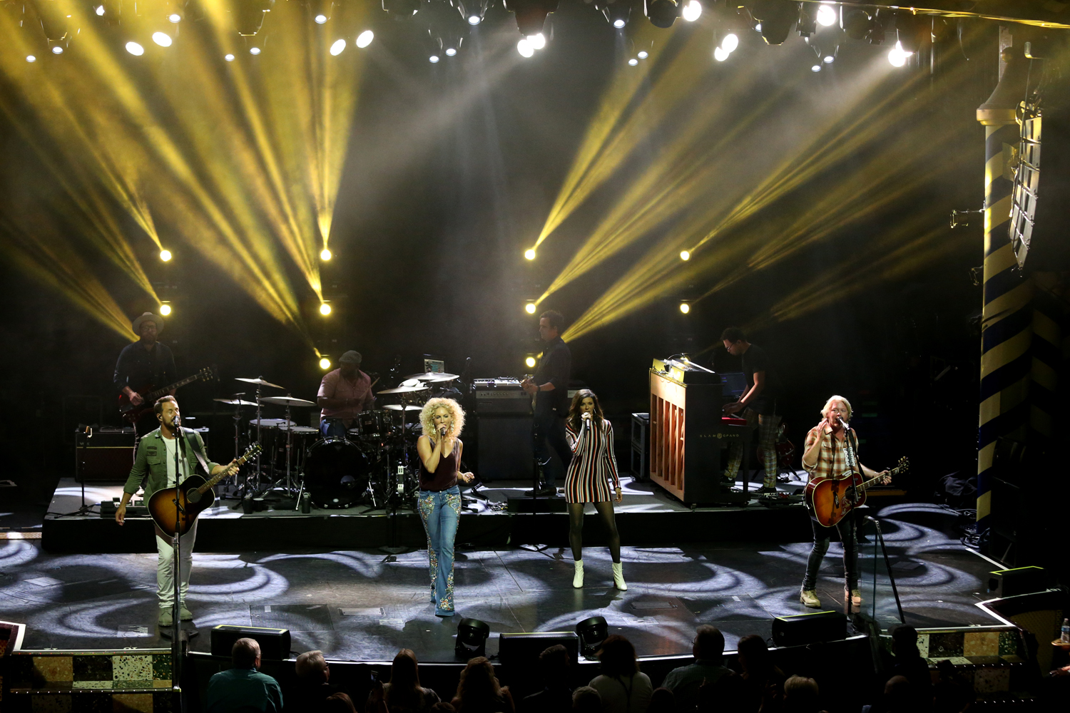 Little Big Town Bring Country Flair To The Bahamas During