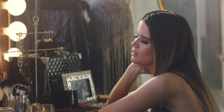 Maren Morris Parties with Friends and Family at First No. 1 Event