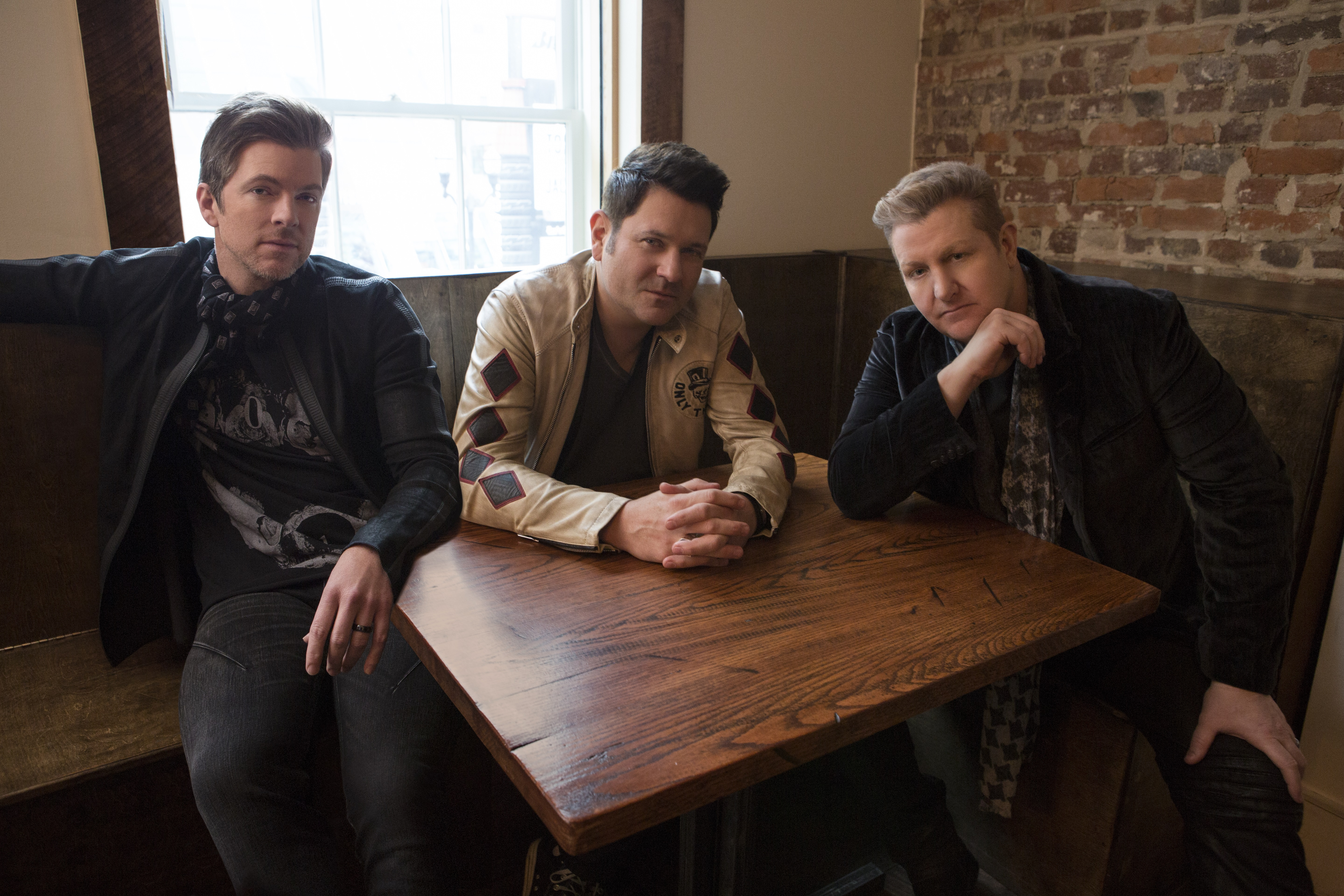 The First Time Rascal Flatts Heard Their Song On Radio Did Not Go As Expected