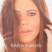 Sara Evans; Cover art courtesy Monarch Publicity