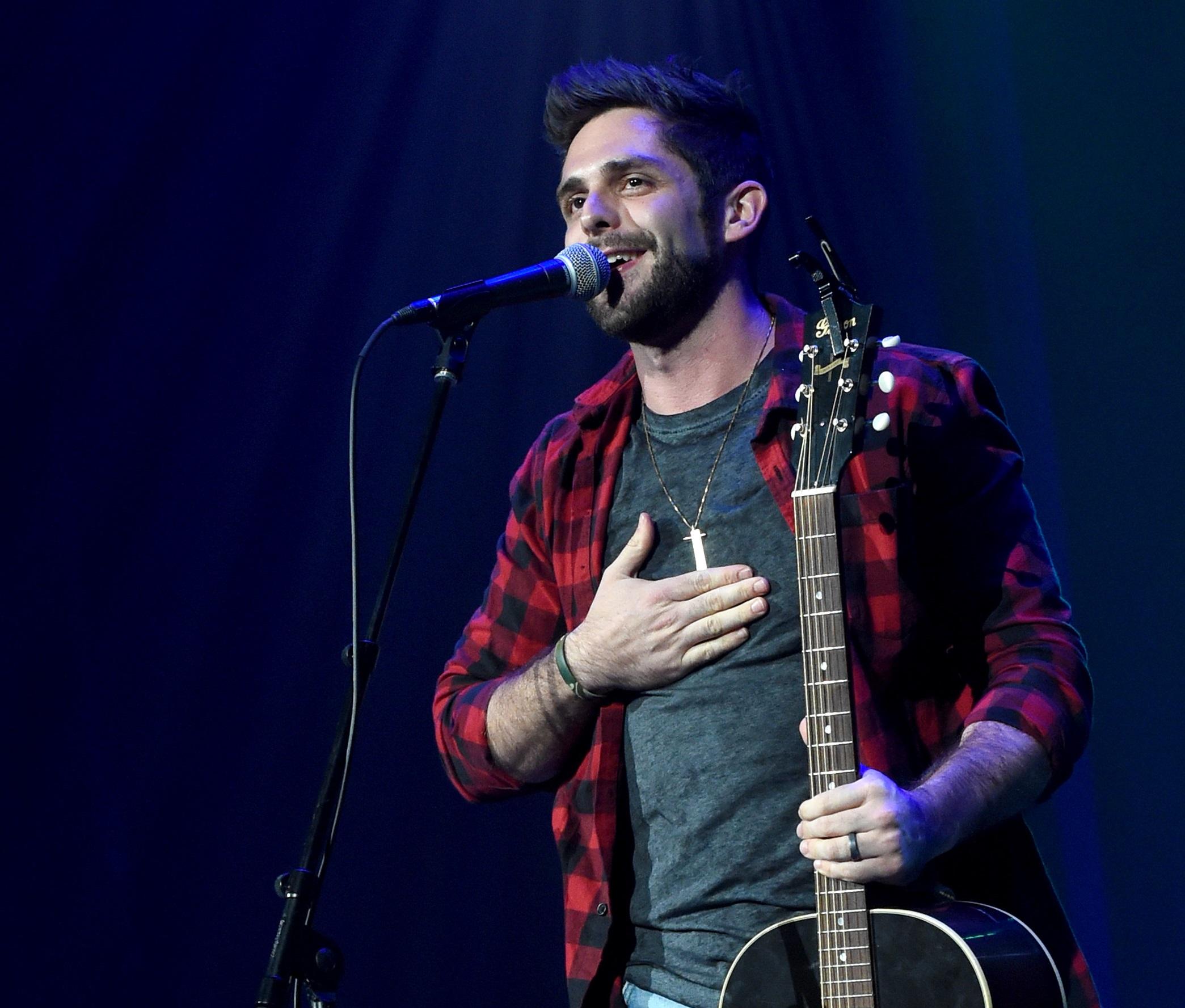Thomas Rhett, Jon Pardi Surprise Fans at Georgia on My Mind Benefit Concert