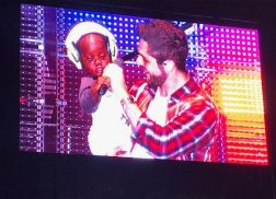 Thomas Rhett's Daughter Makes Stage Debut at Mississippi Concert