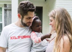 Thomas Rhett Chronicles the Adoption Finalization of Daughter Willa