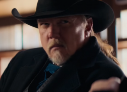 Trace Adkins, Kris Kristofferson Join Forces in New Western 'Hickok'