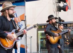 Zac Brown Band Reveals 'Musical Firsts,' Performs on 'Today'