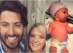 Austin Webb and Wife Melanie Welcome Baby Boy