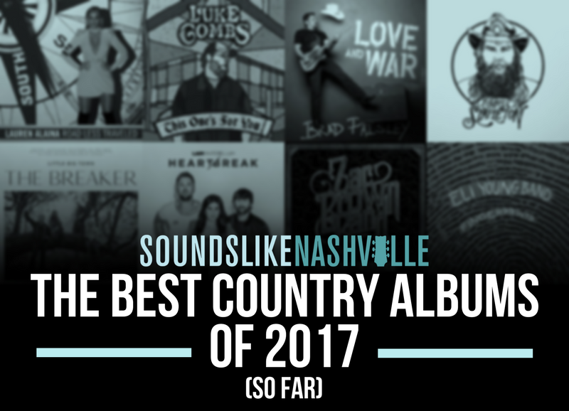 The Best Country Albums of 2017 (So Far)