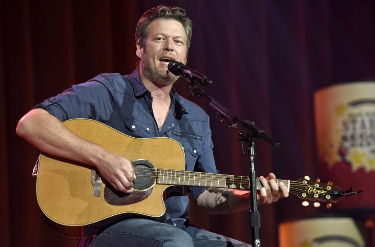 Blake Shelton and Friends Take Crowd to Church at Stars of Second Harvest Benefit Concert