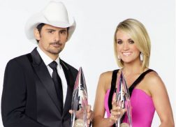 Brad Paisley Compares CMA Awards Preparation to Training as an 'Olympic Athlete'