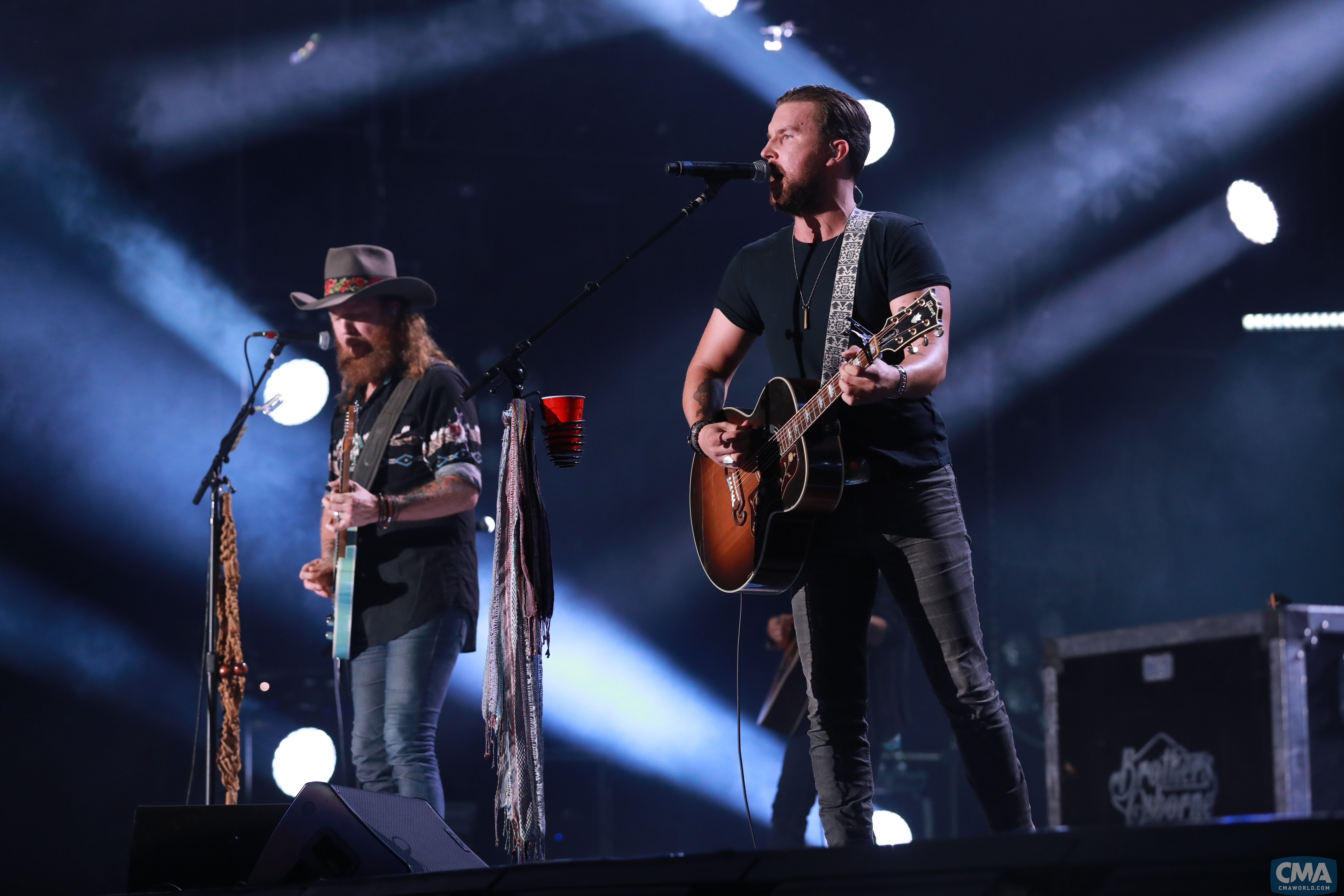 Brothers Osborne; Photo by: Natasha Moustache/CMA