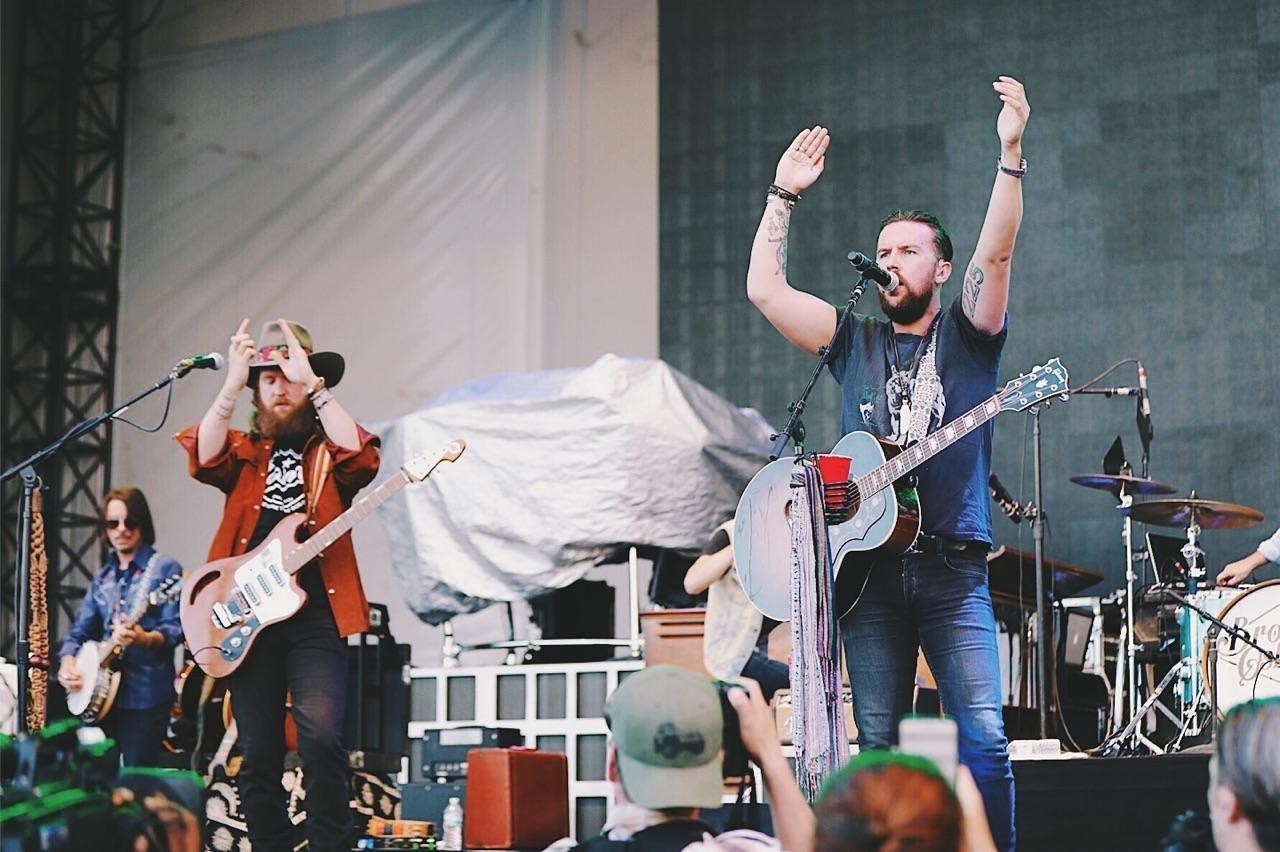Brothers Osborne; Photo by Katie Kauss/Sounds Like Nashville