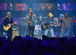 Charles Kelley, Darius Rucker and Jason Aldean Open 2017 CMT Awards Show