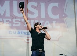 EXCLUSIVE: A Day in the Life with Chris Janson at CMA Fest