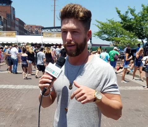 Chris Lane Takes Us Behind-The-Scenes of 2017 CMA Music Festival