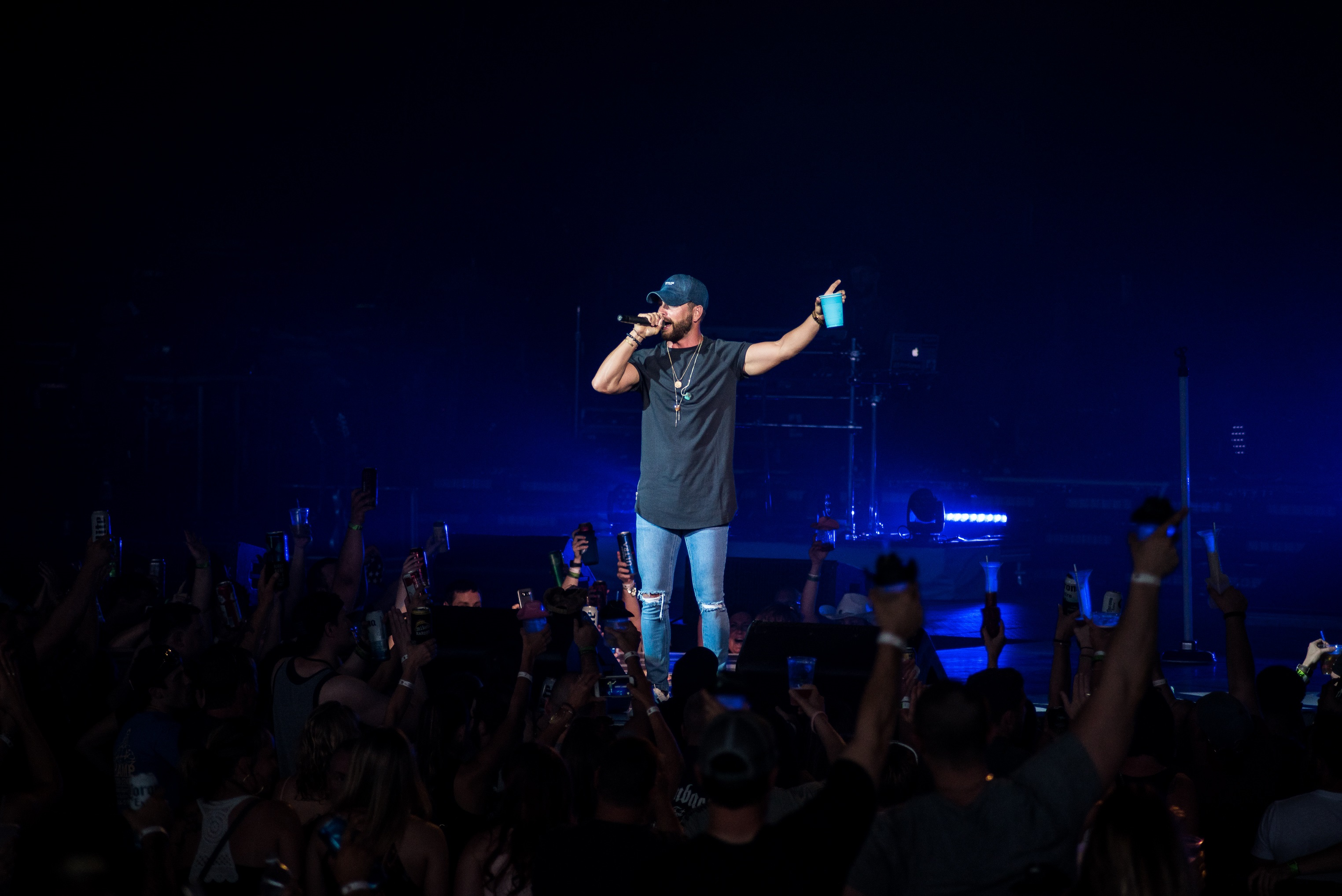 Chris Lane; Photo by Andrew Wendowski/Sounds Like Nashville