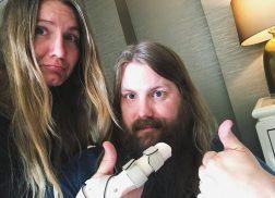 Chris Stapleton Postpones Tour Due To Hand Injury