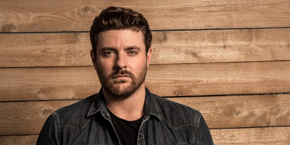 Chris Young To Headline Nashville's Fourth of July Celebration