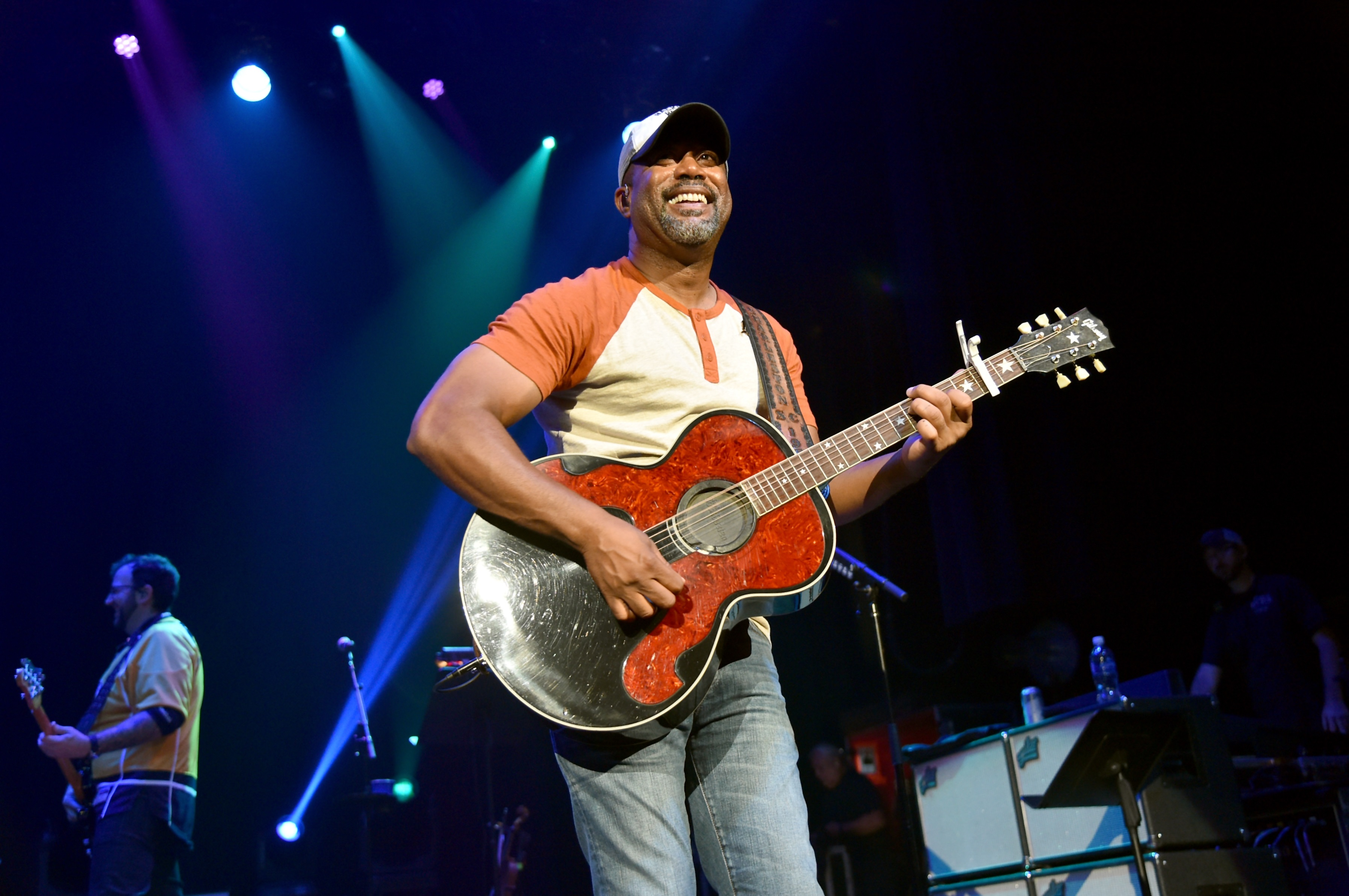 Darius Rucker Gets Fans on Their Feet During Annual Darius Rucker And Friends Concert