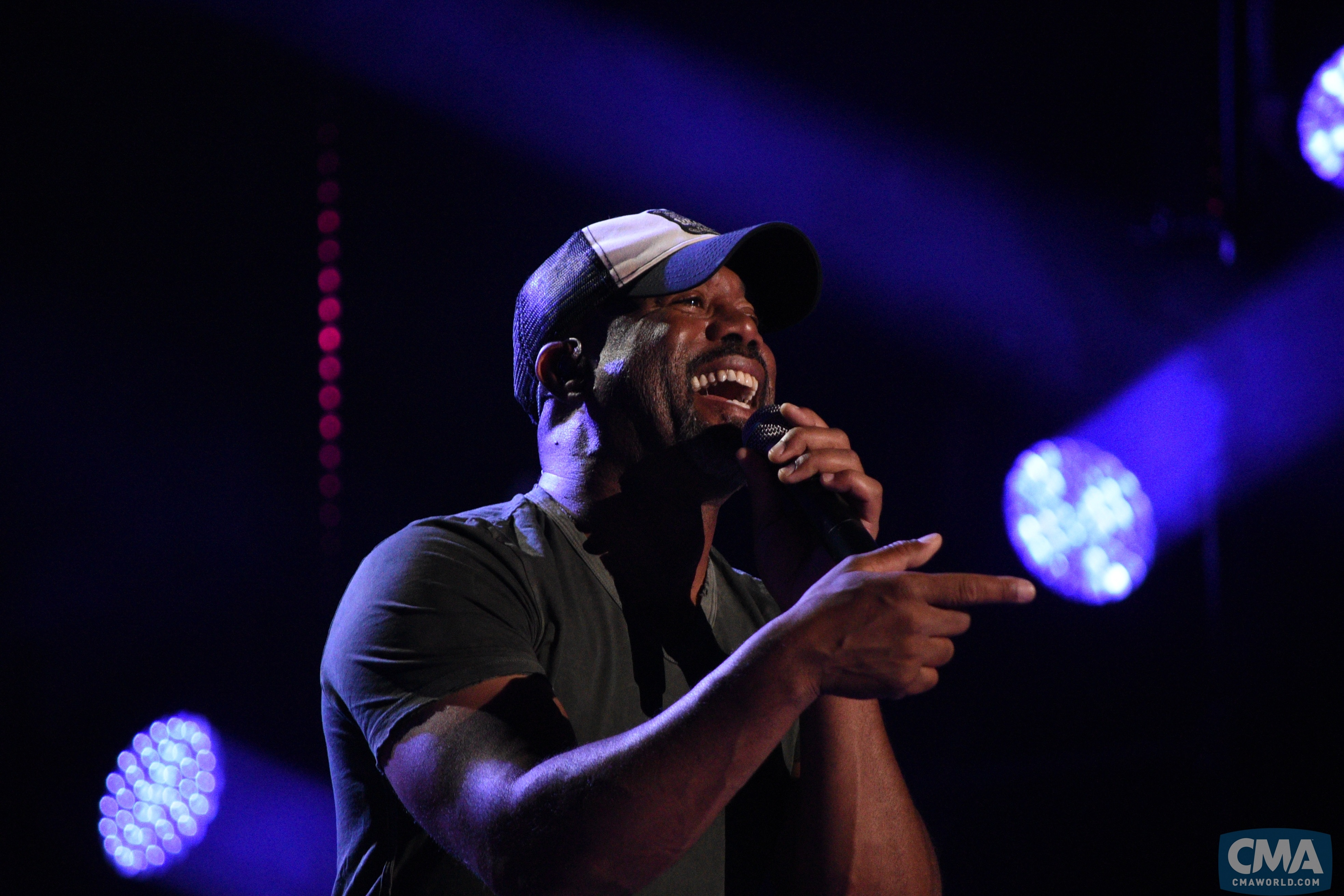 Darius Rucker Earns Eighth No. 1 With 'If I Told You'