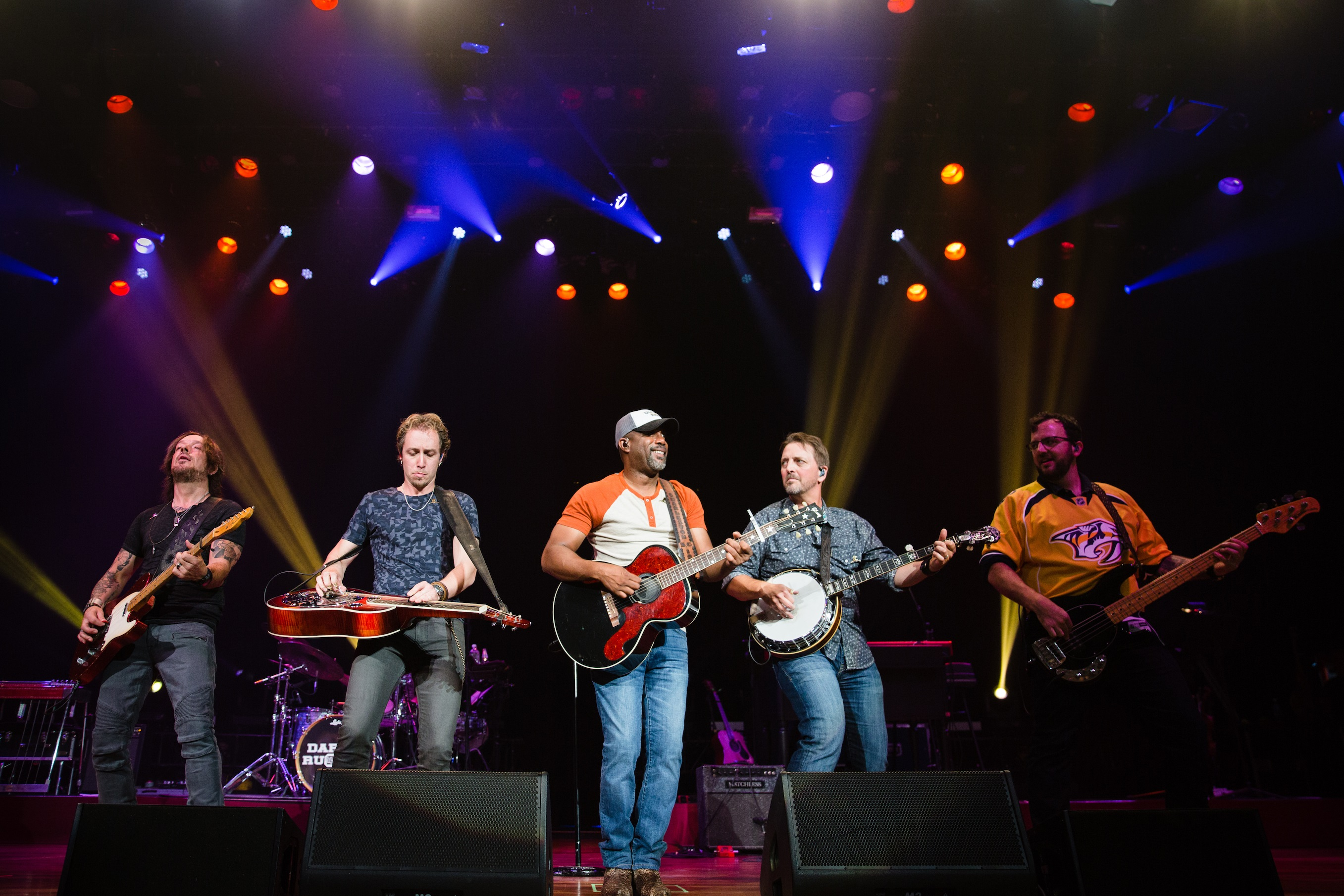 Darius Rucker; Photo Credit: Crystal K. Martel Photography