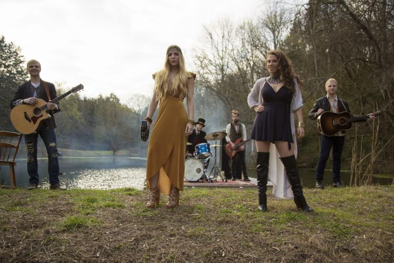 Delta Rae Symbolizes Southern Antebellum Living in 'A Long and Happy Life' Video