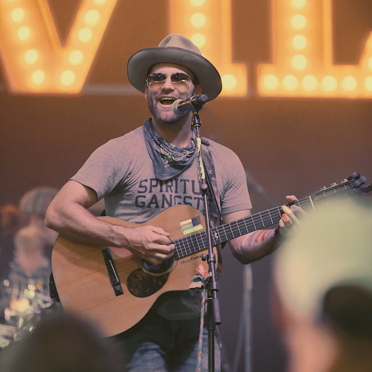 Drake White; Photo by Katie Kauss/Sounds Like Nashville