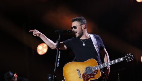 Eric Church on Secret Health Scare and Life-Saving Surgery: