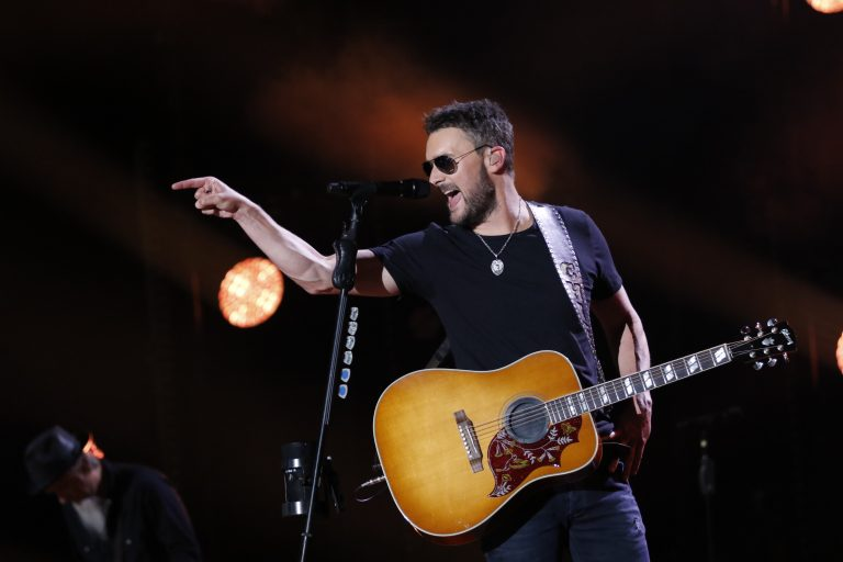 "Eric Church on Secret Health Scare and Life-Saving Surgery: ""I Was Going to Die"""