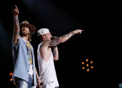 Florida Georgia Line, Thomas Rhett Bring the Energy to Night 3 of 2017 CMA Fest