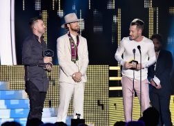 Florida Georgia Line Claims 2017 Duo Video of the Year at 2017 CMT Awards