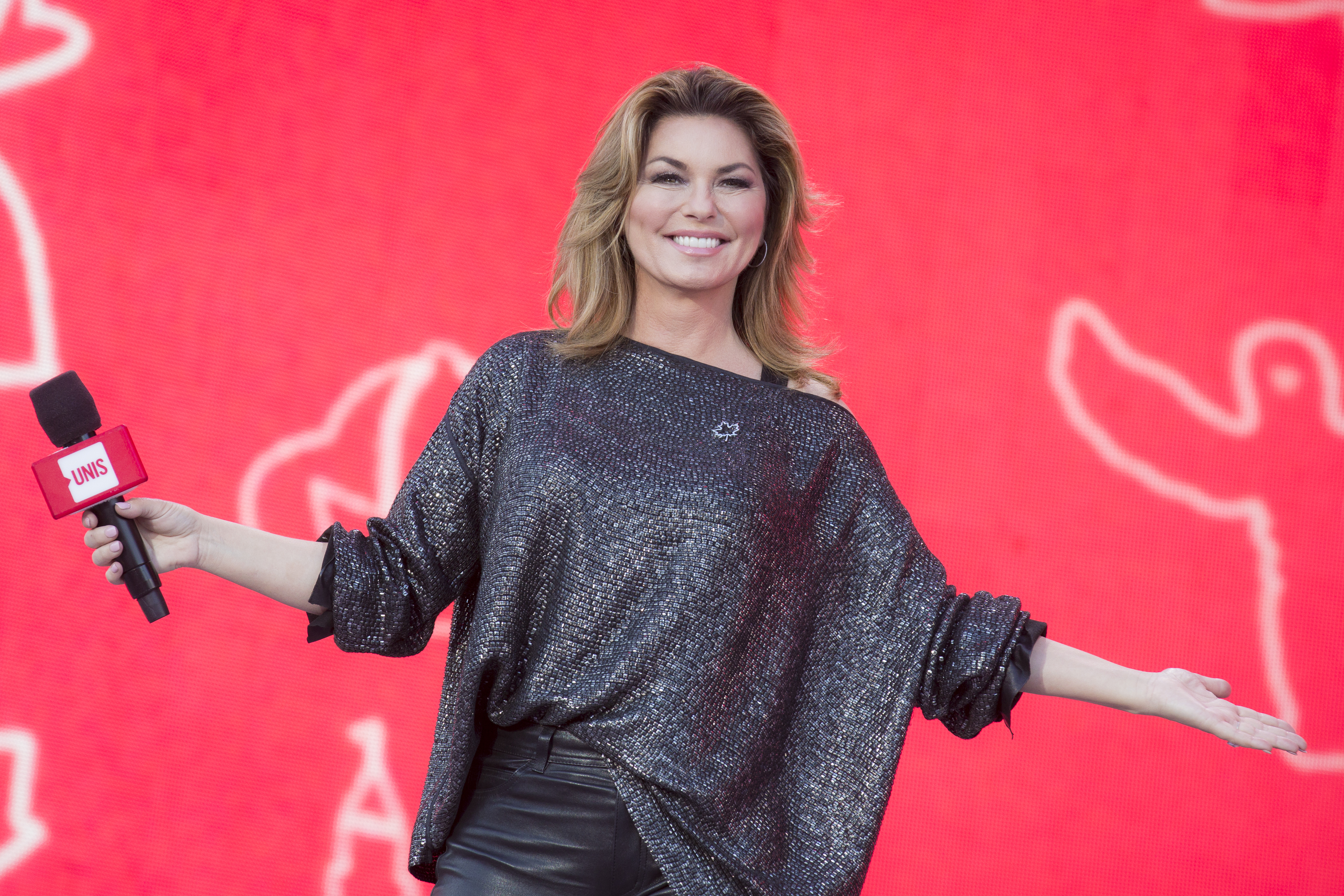 Shania Twain's Son Eja is a Big Fan of 'Life's About to Get Good'
