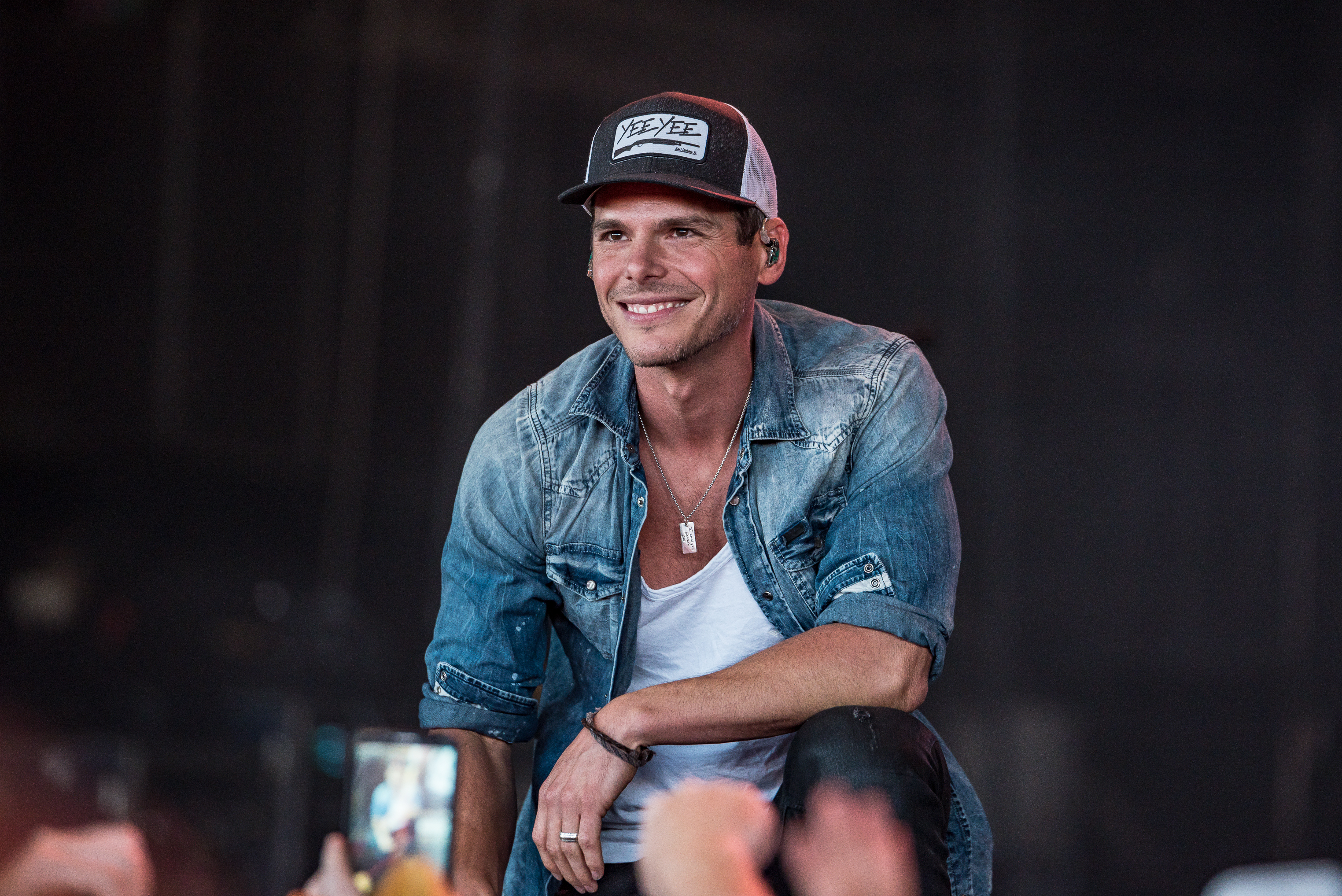Granger Smith Involved In Every Detail Of New Album When The Good - The good guys