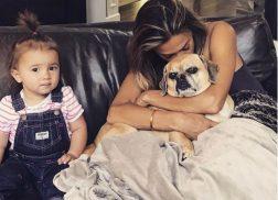 Jana Kramer's Dog Sophie Passes Away